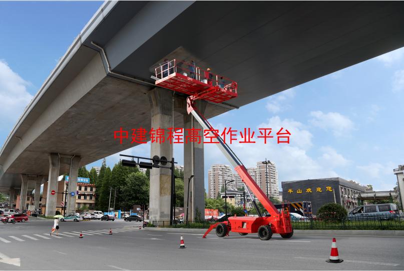 直臂式必赢亚洲线路测试车
